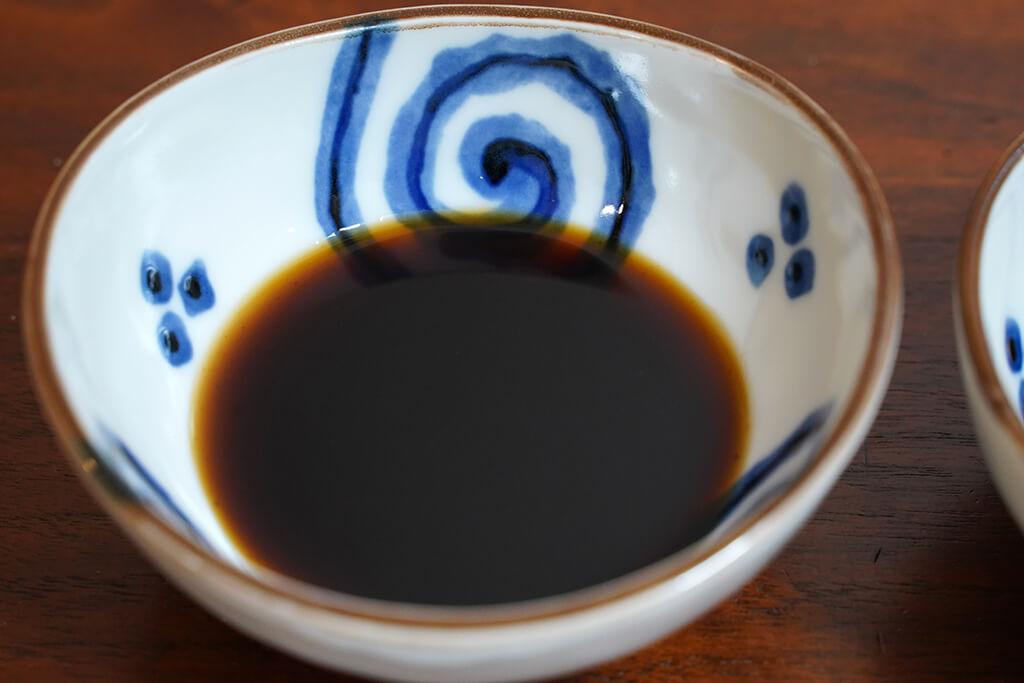 会津 ソースカツのソース