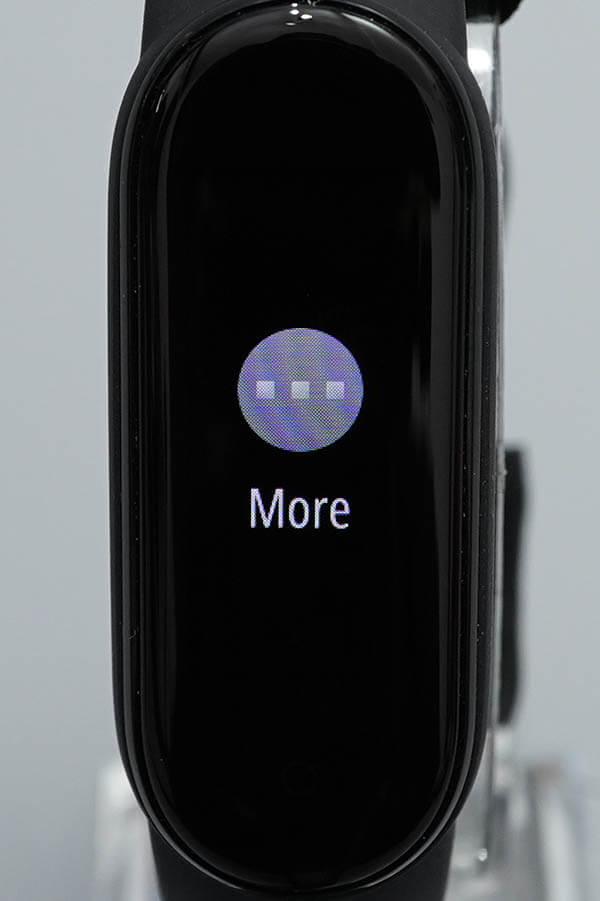 Miスマートバンド5:More(その他)1